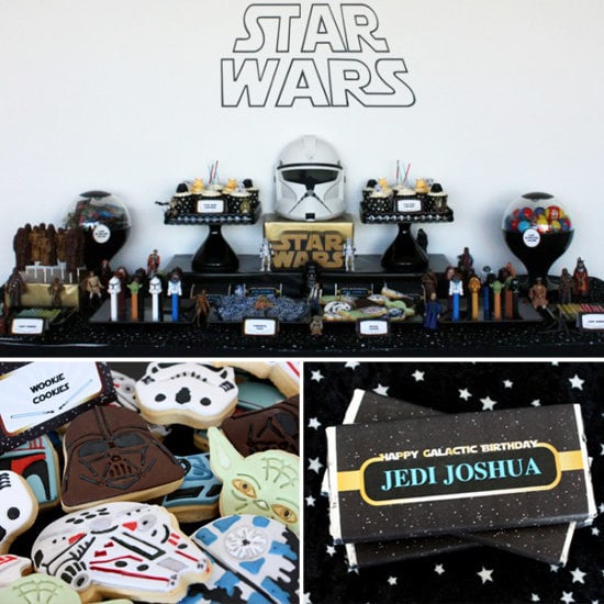 A Jedi, Galactic Star Wars Party
