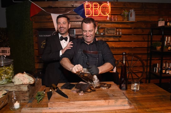 Inside Jimmy Kimmel's Celebrity Chef-Studded Emmys Afterparty