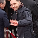 Tom Hardy at The Prince's Trust Awards 2018