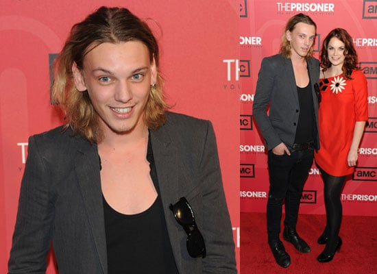 Photos of Jamie Campbell Bower at The Prisoner Screening