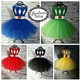 Power Ranger Tutu Dresses