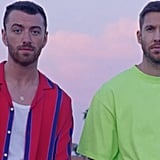 """Promises,"" Calvin Harris and Sam Smith"
