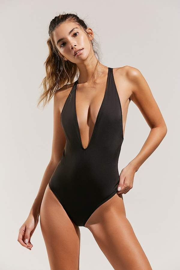 b0525e979b9b6 One-Piece Swimsuits That Show Side-Boob | POPSUGAR Fashion