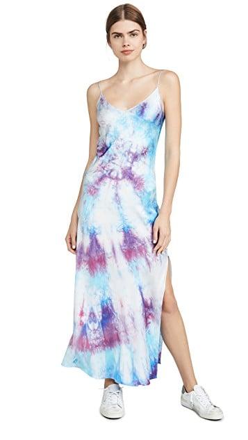 DANNIJO Tie-Dye Slip Dress ($509.04)