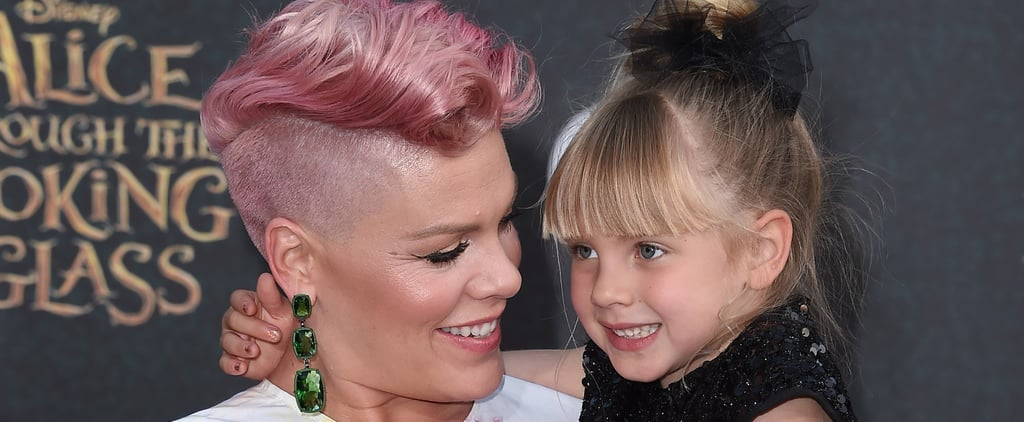 Just 19 Extremely Cute Photos of Pink and Her Daughter, Willow