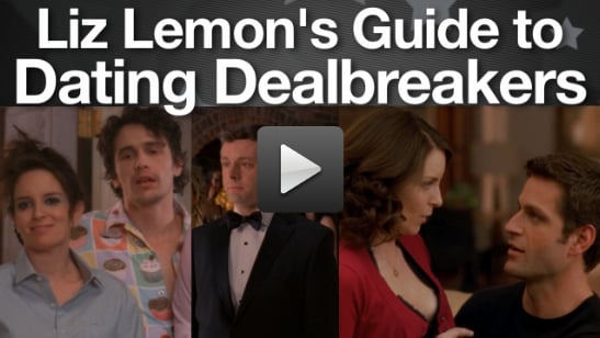 Video of Liz Lemon's Love Interests on 30 Rock