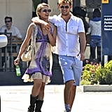 Report: Dianna Agron and Alex Pettyfer Are Engaged?!