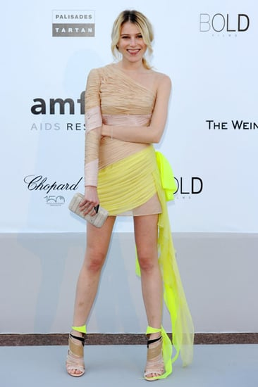 2010 amFAR Cinema Against AIDS Red Carpet Photos