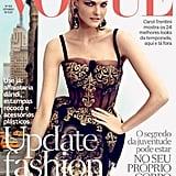 Vogue Brazil September 2012