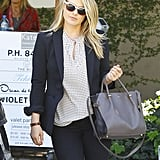 Ali Larter spent her Thursday shopping in LA.