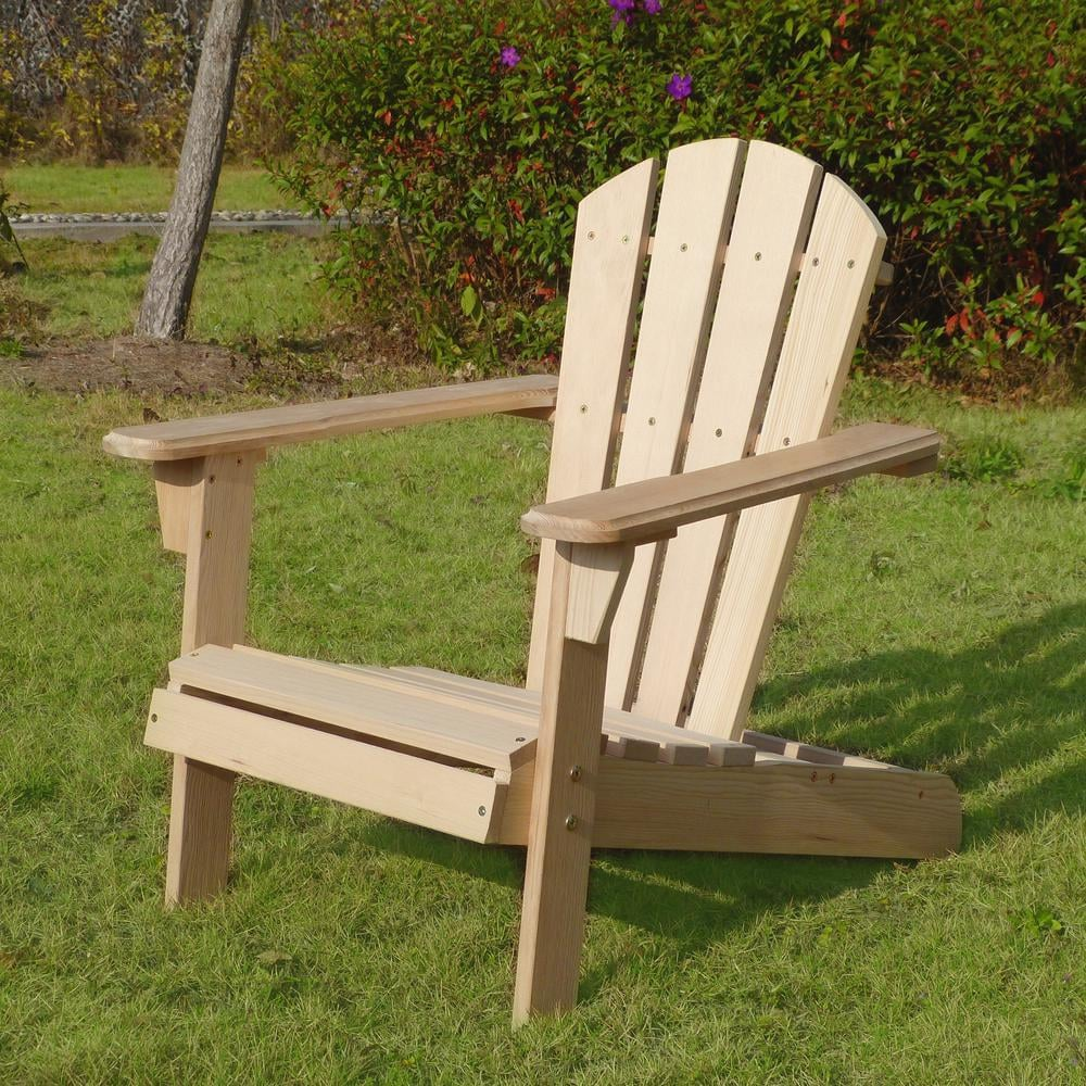Unfinished Wood Kids Adirondack Chair Kit I Spent Hours Searching For The Best Adirondack Chairs And Home Depot Is The Clear Winner Popsugar Home Photo 17