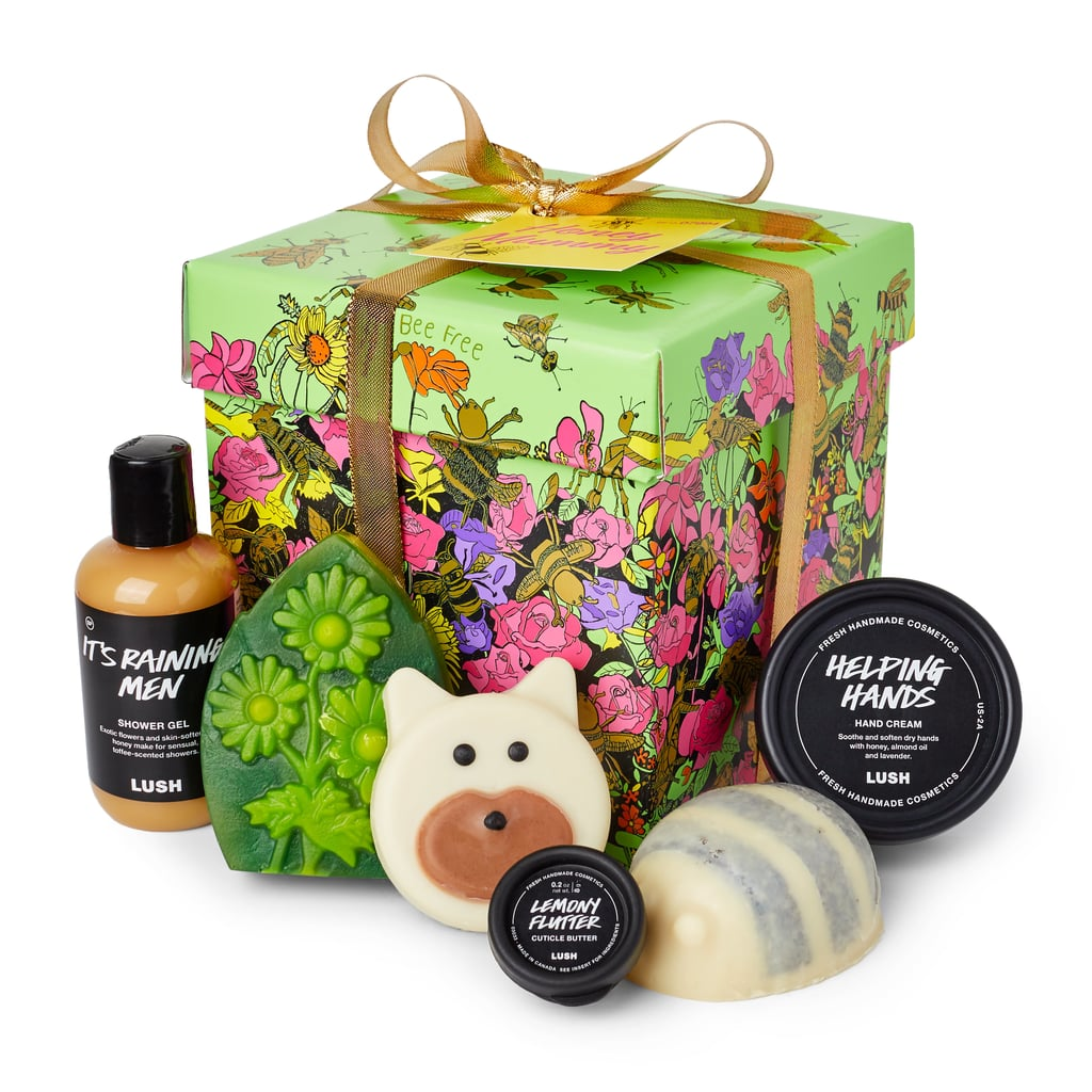 Lush Honey Mummy Gift Set