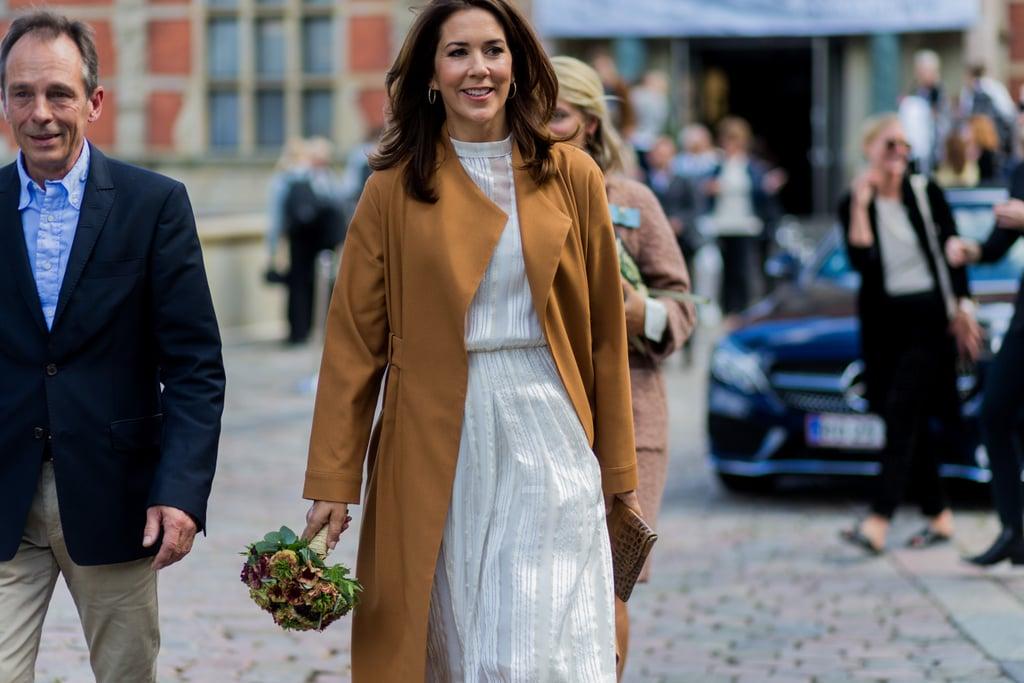 Princess Mary Dress at Copenhagen Fashion Week 2016