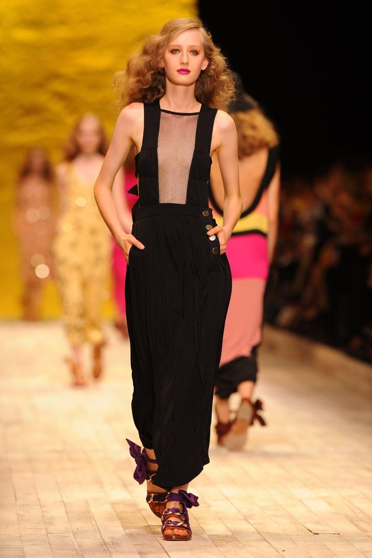 Spring 2011 Paris Fashion Week: Sonia Rykiel