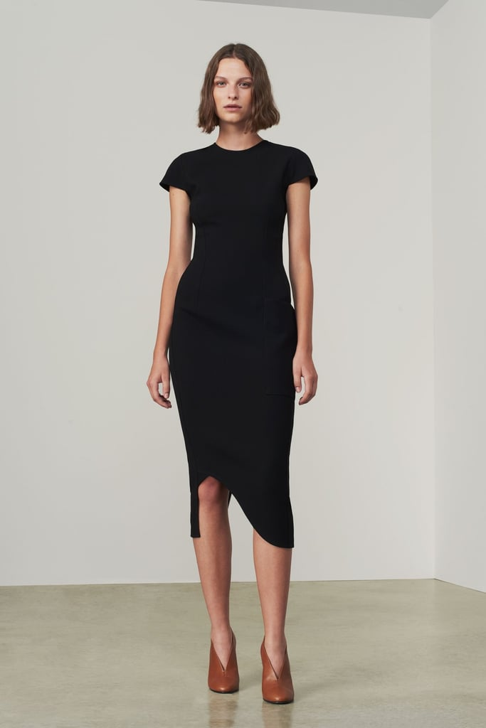 Option 1: the Simple Yet Chic Dress