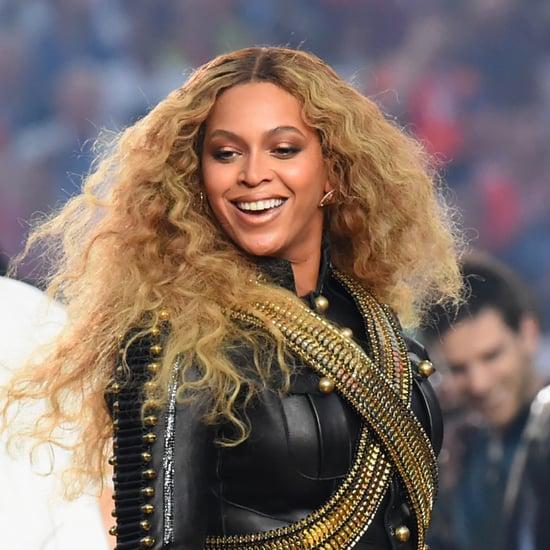 Beyonce Hair and Makeup Super Bowl 2016