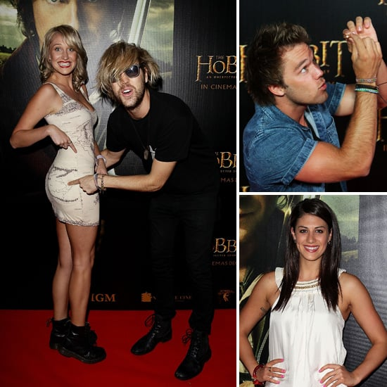 Aussie Stars Return to Middle Earth at The Hobbit Sydney Premiere