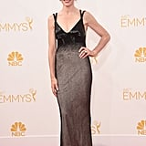 Julianna Margulies at the 2014 Emmy Awards