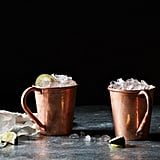 Hammered Copper Moscow Mule Mug ($39)