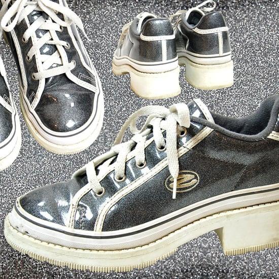 aliviar terrorista oportunidad  Skechers Block Heel Sneakers | 8 Shoes From the '90s That Will Make You  Scream,