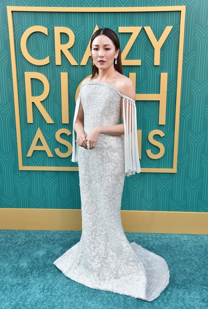If you don't know who Constance Wu is yet, she is someone whose style needs to get on your radar stat. Perhaps you recognize the actress from her role on the ABC sitcom show Fresh Off the Boat, but her true claim to fame is the upcoming movie Crazy Rich Asians, based on the bestselling series. The actress has worn everything from a gorgeous blue wrap dress by Prabal Gurung to a breathtaking Zac Posen gown and everything in between. Read on to take a look back at her best fashion moments from over the years.        Related:                                                                                                           You're Going to Be Crazy in Love With the First Trailer For Crazy Rich Asians