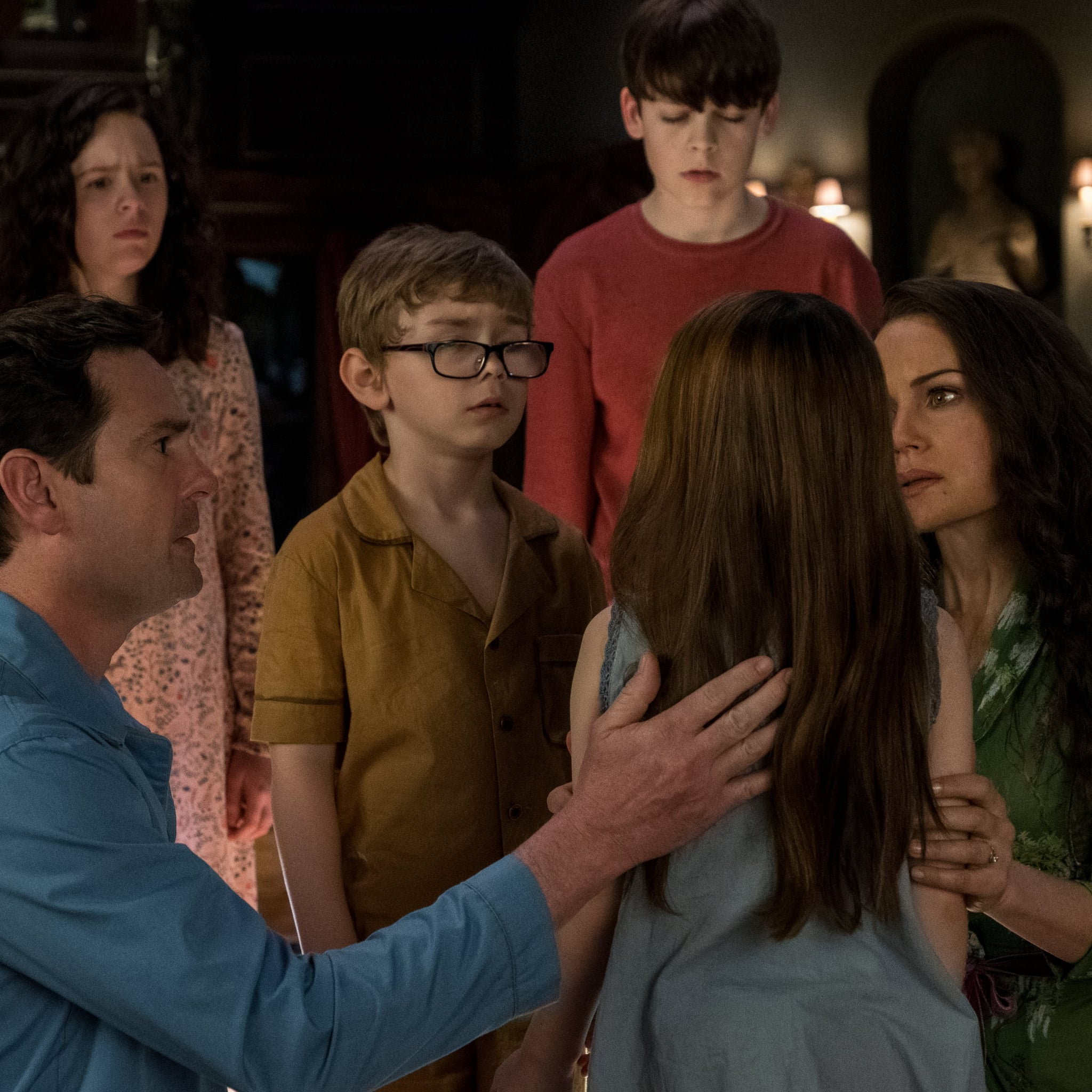 The Haunting Of Hill House Season 2 Quotes Popsugar Entertainment