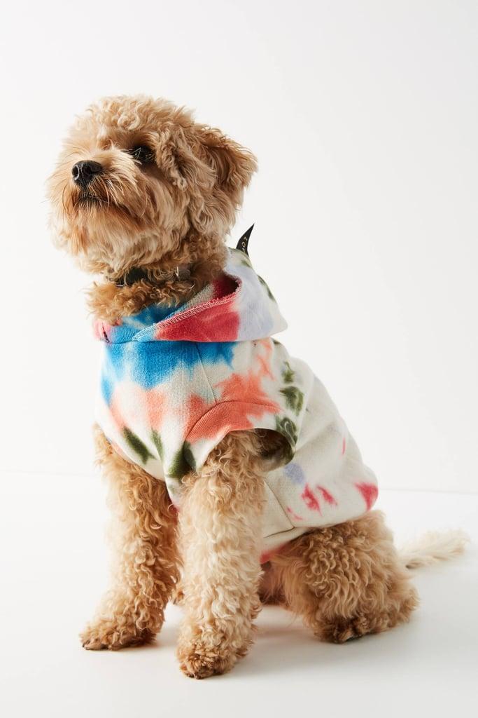 Tie-Dye Dog Sweatshirt
