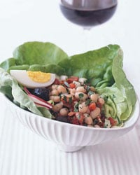 Fast & Easy Dinner: White Bean and Chorizo Salad