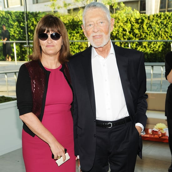 Cathy Horyn and Art Ortenberg