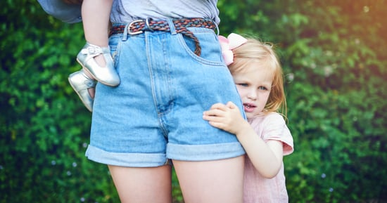 Why Is My Toddler Afraid of Other Toddlers?