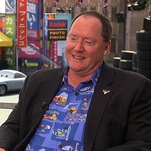 Cars 2 Director John Lasseter Interview