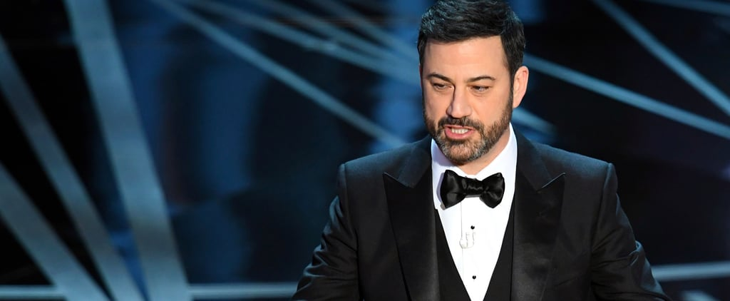 Jimmy Kimmel's Oscars Joke About Trump and Sweden Is Here to Make Your Day