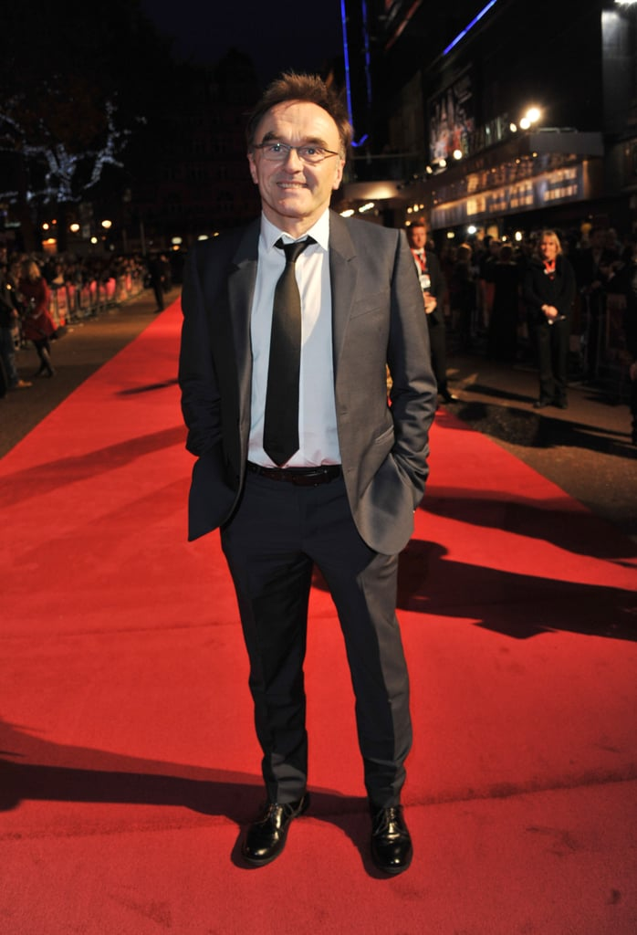 Pictures from 127 Hours Premiere