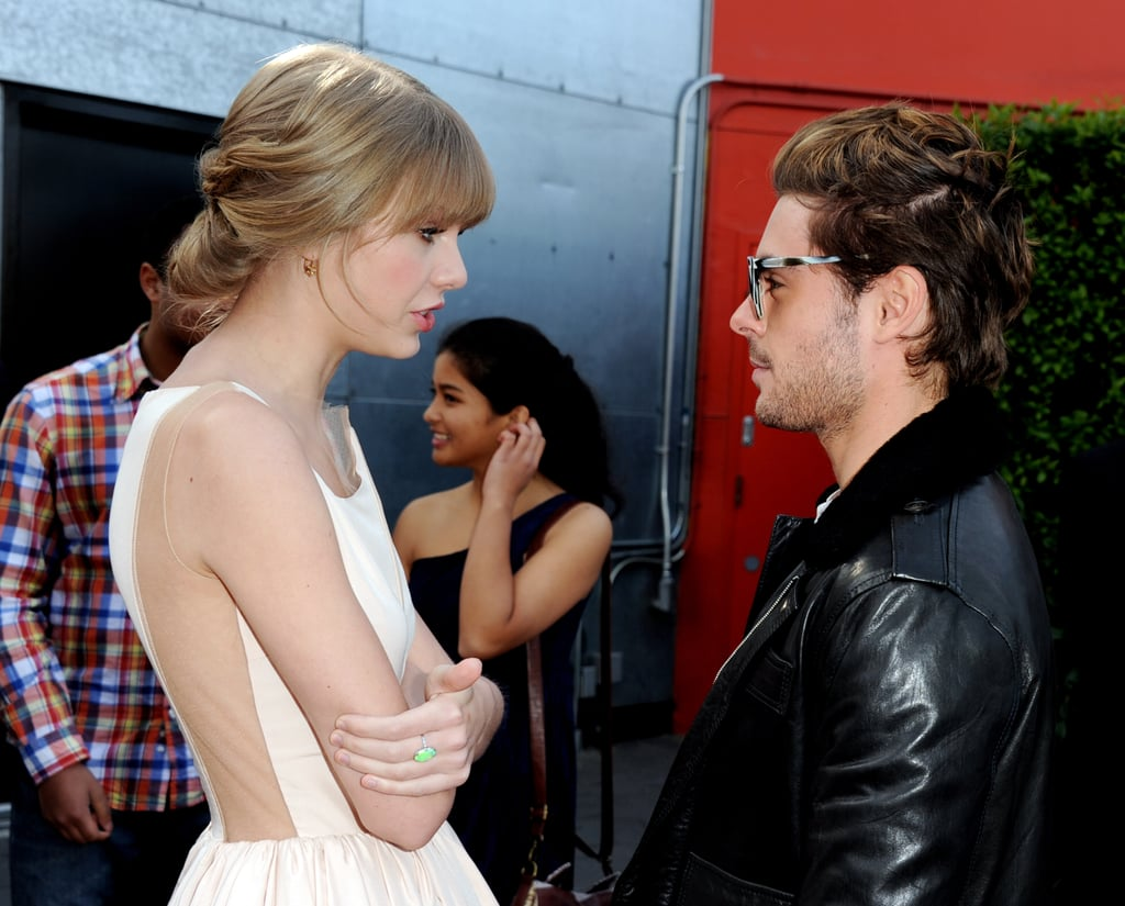 Is zac efron dating taylor swift 2012