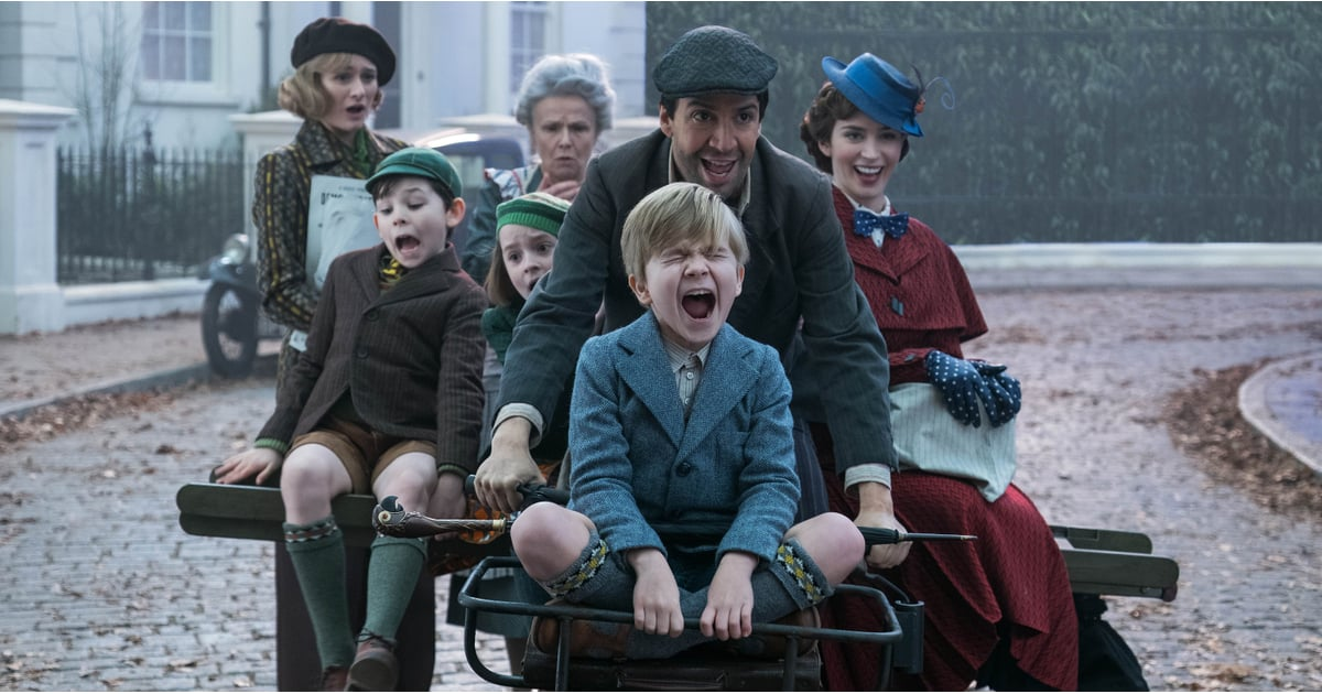 Mary Poppins Returns Easter Eggs Popsugar Entertainment