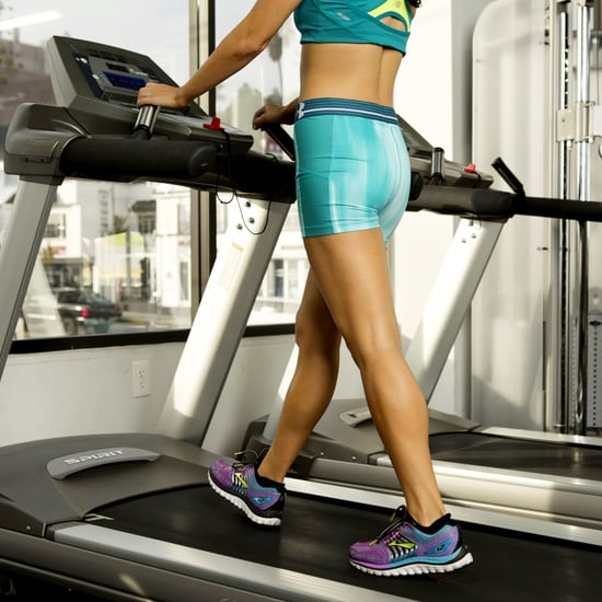 Treadmill and Rowing Workout