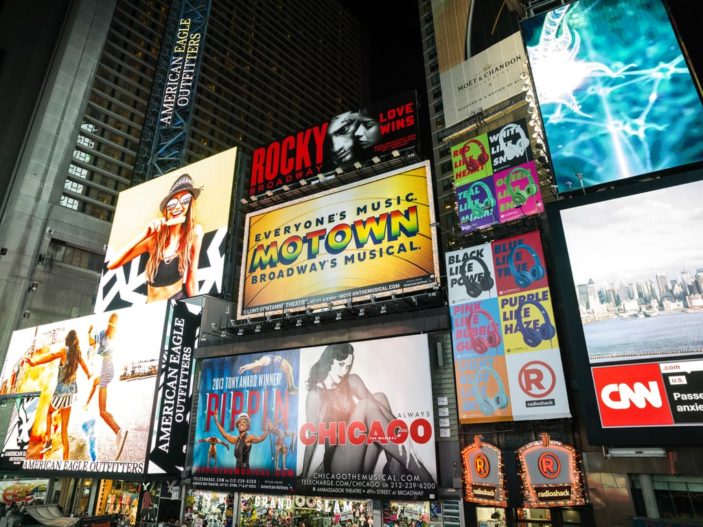 See a New York City Broadway Show