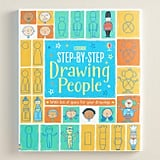 Step-by-Step Drawing People Book