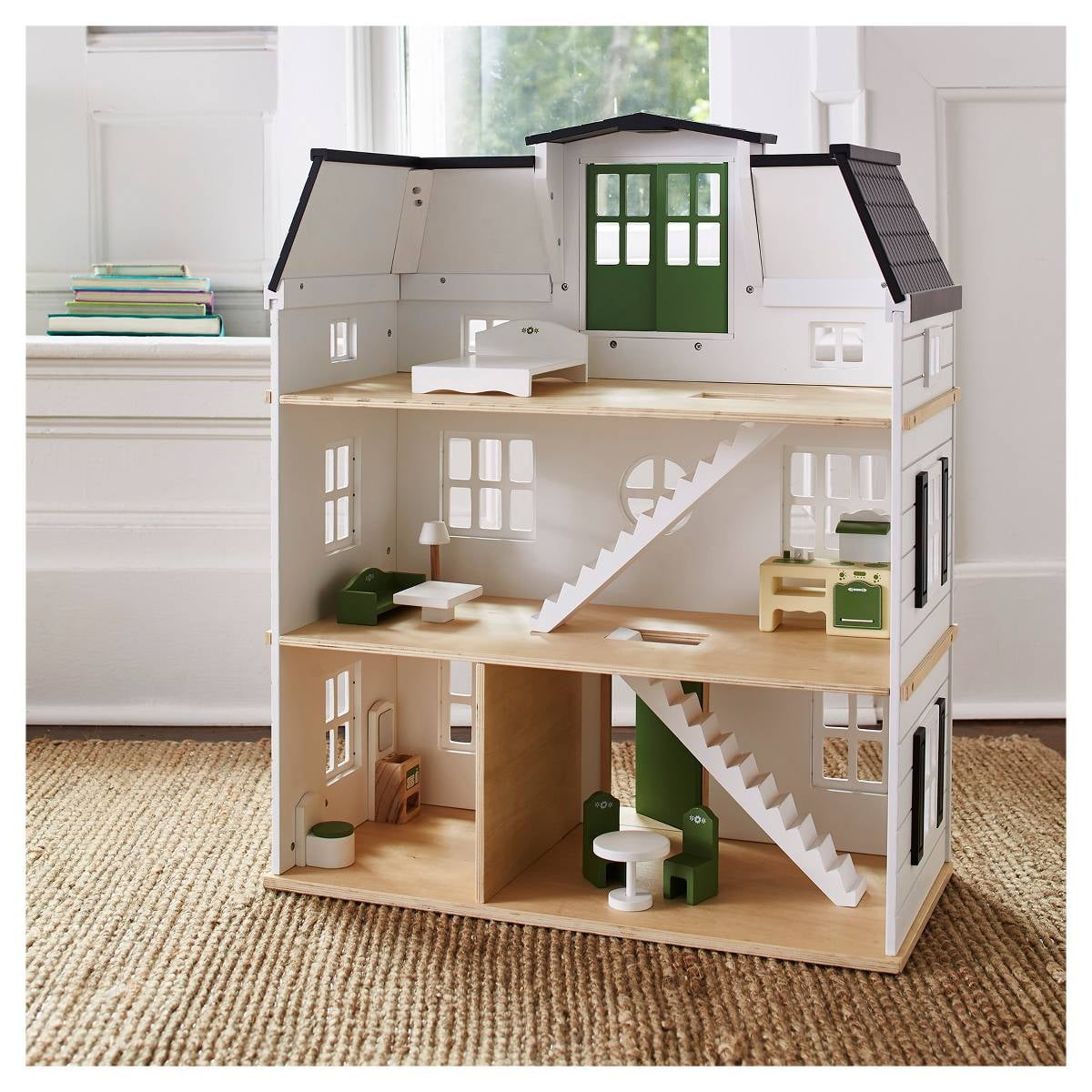 Doll House At Target House Plan 2017