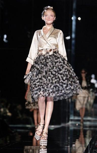 MFW: Dolce & Gabbana Spring '09