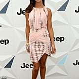 The Bachelor star Laurina Fleure stepped out for the event.