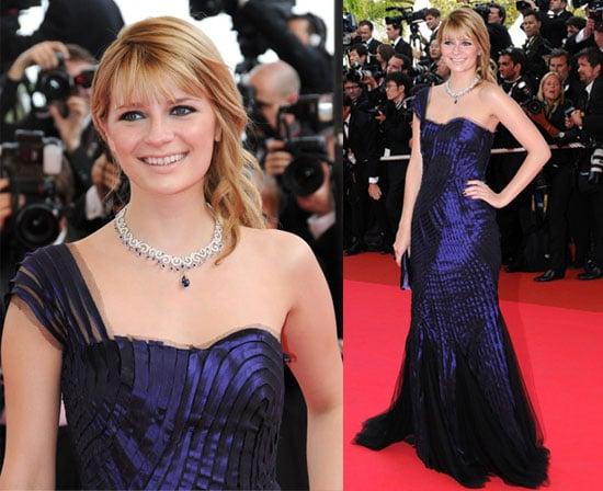 2008 Cannes Film Festival: Mischa Barton