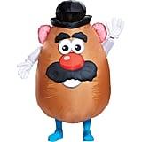 Adult Inflatable Mr. Potato Head Costume
