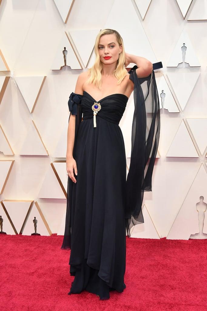 مارجوت روبي في حفل توزيع جوائز الأوسكار 2020