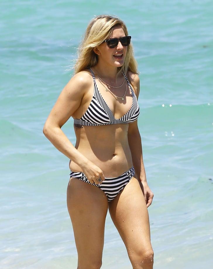 Ellie Goulding in a Bikini in Miami April 2016 Pictures ...