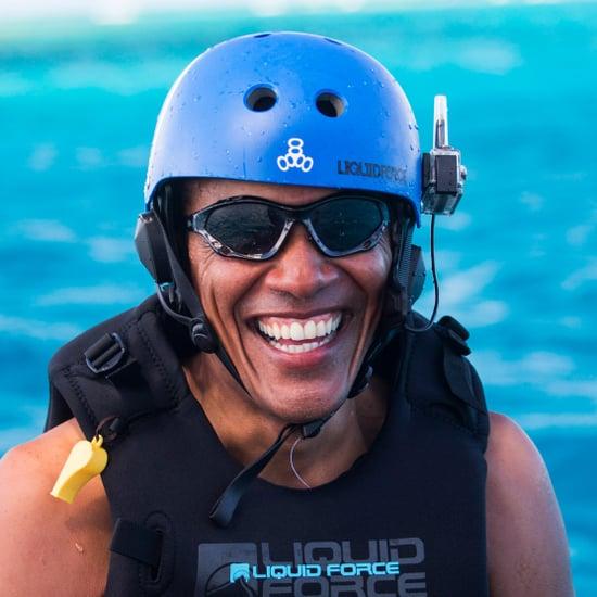 Best Barack Obama Happy Vacation Memes