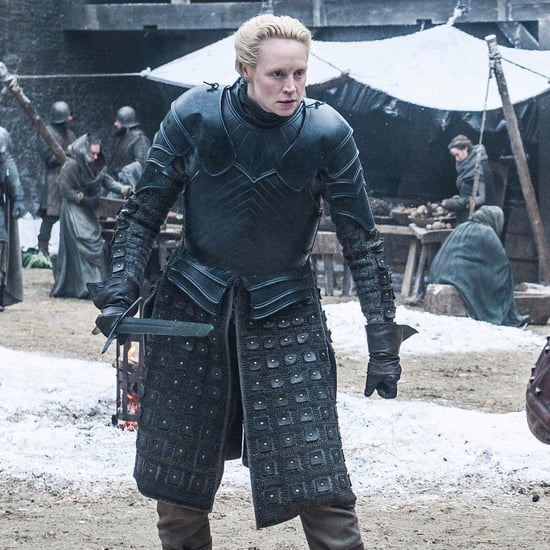 Gwendoline Christie's Quotes About Brienne and Tormund