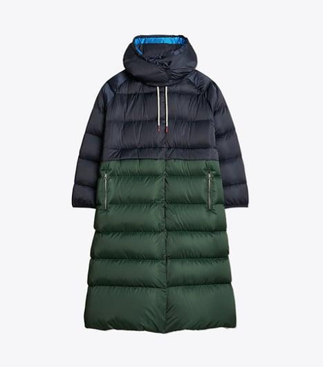 Performance Satin Sleeping Bag Coat