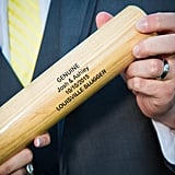 Personalized Baseball Bat