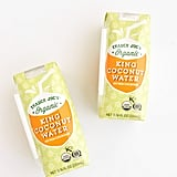 Organic King Coconut Water ($1)